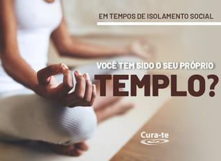 Você é seu próprio templo