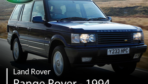 Range Rover – 1994 – P38