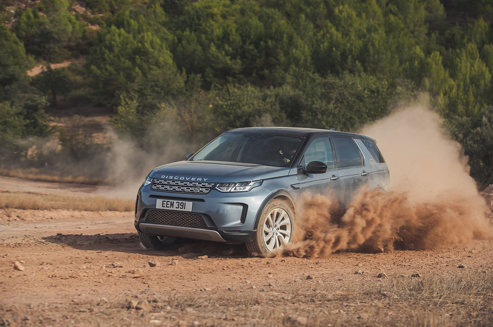 Discovery Sport Mild Hybrid - The Specialist