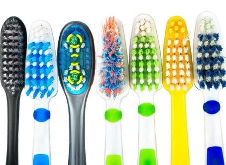 Saiba mais sobre as escovas dentais