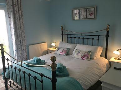 Main Bedroom Kittiwake Cottage Filey