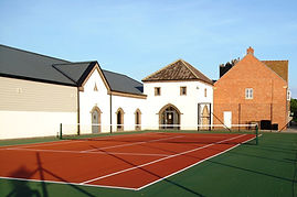 Tennis Courts at the Bay Filey
