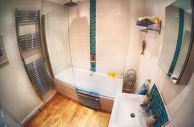 Bathroom Kittiwake Cottage