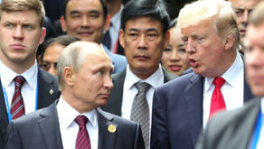 Russia's Continuing U.S. Intervention