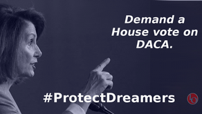 Demand a House vote on DACA to protect Dreamers