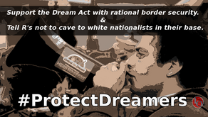 Support the Dream Act with rational border security
