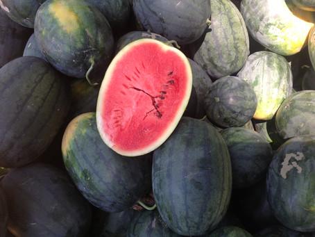 ประโยชน์ของแตงโม สุดยอดผลไม้สีแดง ที่มีวิตามินและแร่ธาตุมากมาย