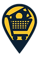 the shopping icon
