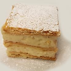 Házi Krémes (vanilla slice)