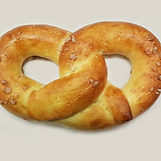 Vienna Pretzel (rock salt)