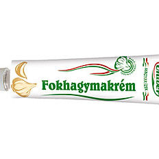 """Fokhagymakrém"" Garlic Paste (hot) 70g tube"