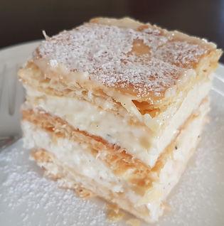Hungarian Krémes
