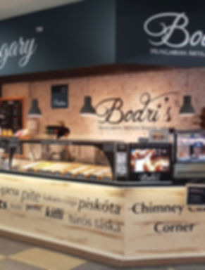 Bodri's Cafe