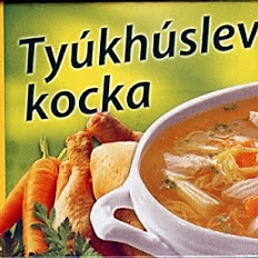 """Tyúkhúsleves Kocka"" - Chicken soup stock Cube 12 pcs 60 g"