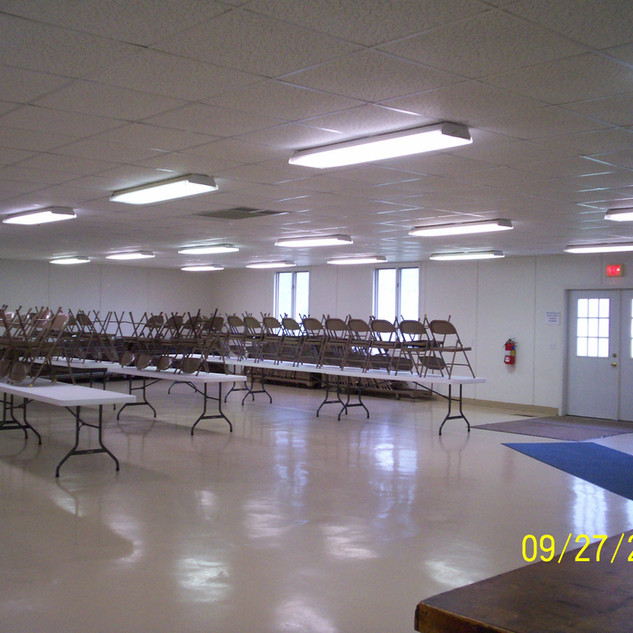 Community Bldg / Pavilion Rental