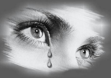 Chorar faz bem ao físico!