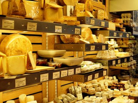 Boutiques de queijos