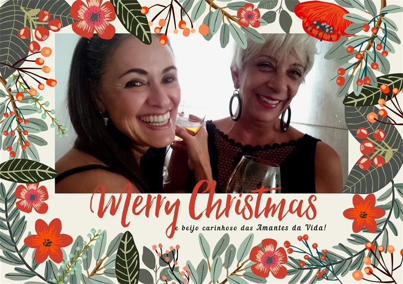 Feliz Natal Amantes da Vida