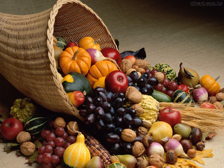 Benefícios das frutas do Outono