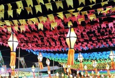 Festas Juninas em Maceió