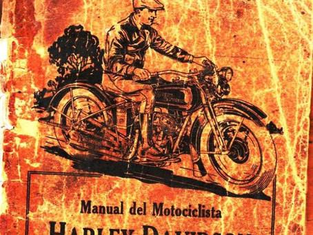 História de uma Harley