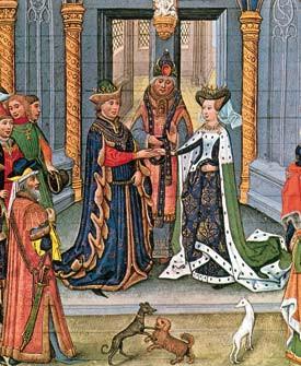 O casamento na Roma Antiga