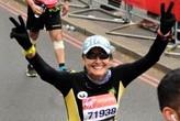 A minha Maratona de Londres