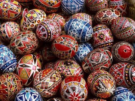 Origem dos Ovos de Páscoa