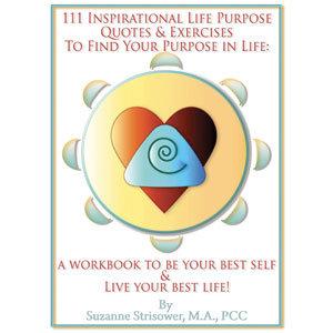 111 Inspirational Life Purpose Workbook