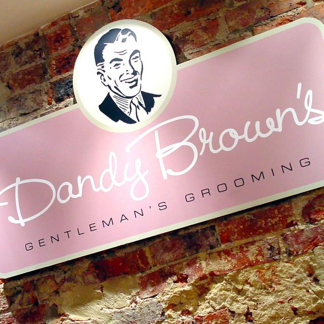 Dandy Brown's Gentleman's Groomers