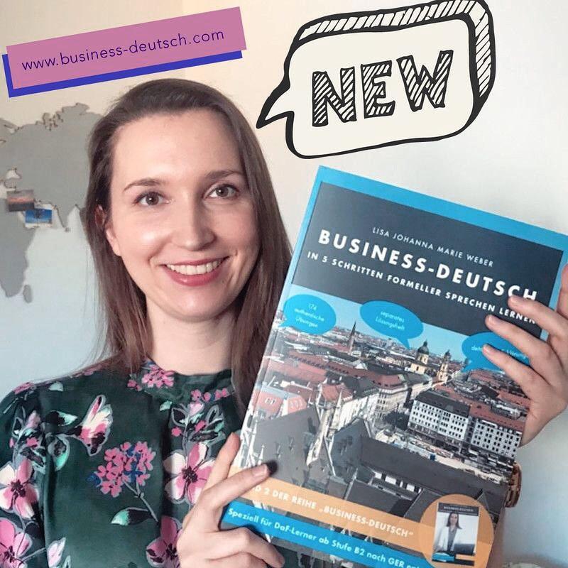 """Neues Taschenbuch """"Business-Deutsch"""""""