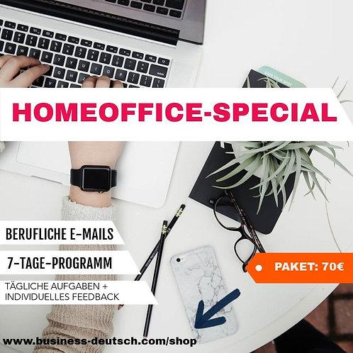 HOMEOFFICE-SPECIAL: Berufliche E-Mails