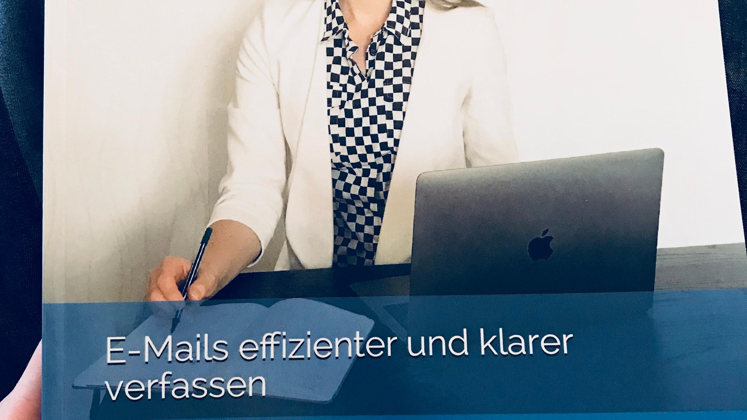 Deutsche E-Mails effizienter und klarer verfassen. Für DaF-Lerner der Stufen B1-C2