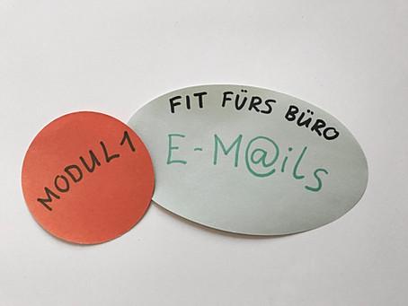 Neuer Intensivkurs: Fit fürs Büro - Modul 1