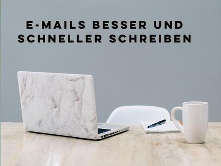 Hohe Nachfrage: E-Mails besser und schneller schreiben