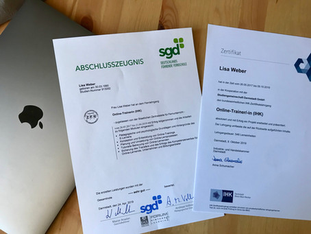 Online-Trainings und E-Learning