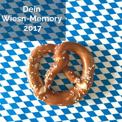 Das Memory-Spiel für Deutschlerner zum Oktoberfest 2017
