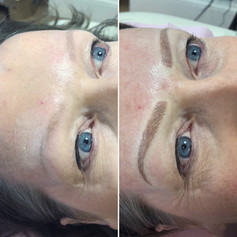 3d hairstroke brows