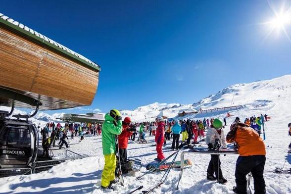 Baqueira Beret Spanish ski gem