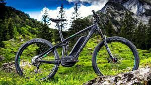 E Biking in Verbier