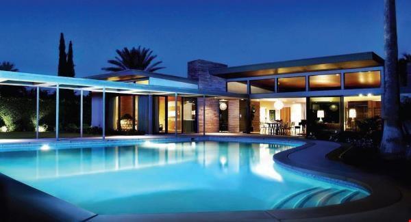 Frank Sinatra & Palm Springs, California