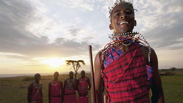 African Adventure: face-to-face with wild creatures of the vast savannah plains