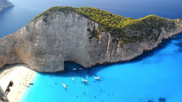 Isabel checks out Zakynthos in search of the real Ionian island experience