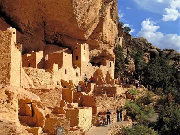 Colorado National Park Mesa Verde