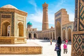 Uncovering Uzbekistan