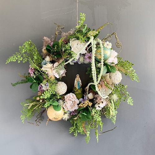 Wreath dessert  Mary