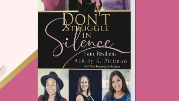 Don't Struggle in Silence Virtual Book Launch