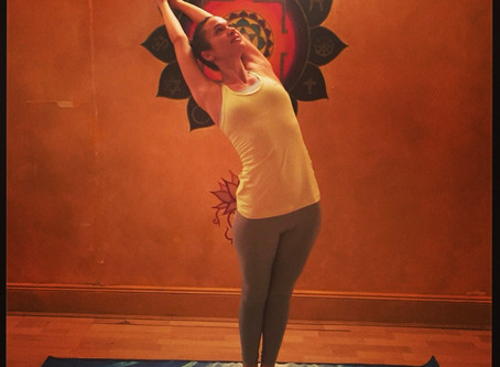 Hot Yoga is BEST in the summer!