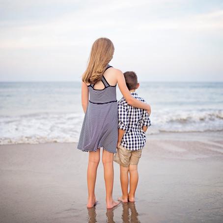 DiNatali Family Beach Portraits