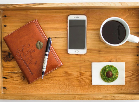 Journaling in Isolation: Therapy for the Soul